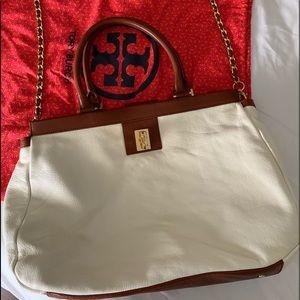Tory Burch convertibles body bag, hand bag